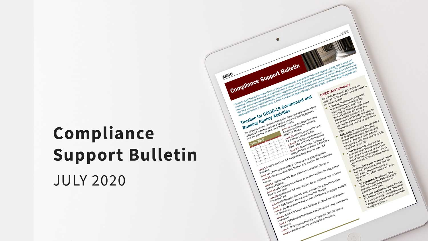 ARGO-compliance-bulletin-july-2020