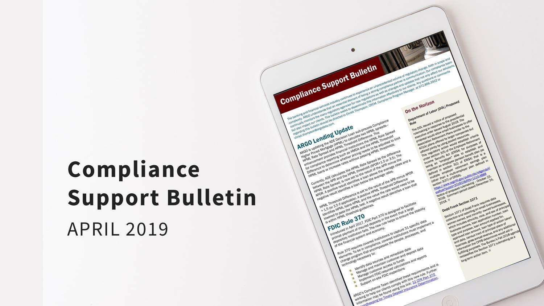 ARGO-compliance-bulletin-april-2019