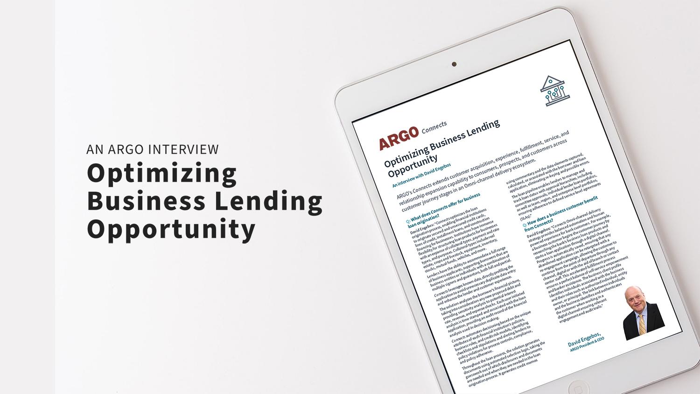 Optimizing Business Lending Opportunity_SIBL042821