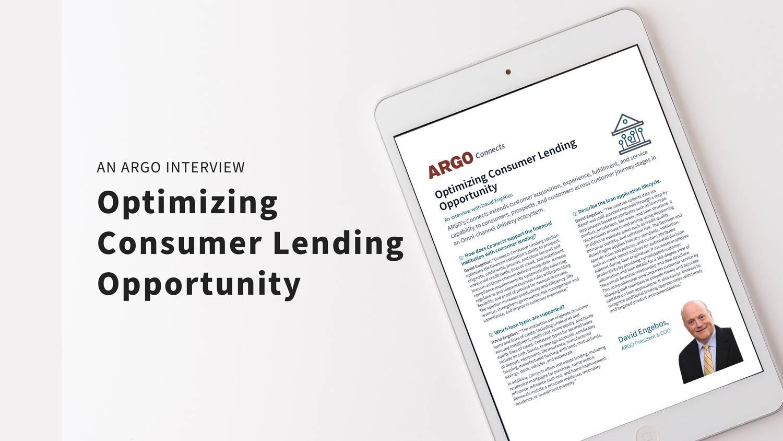 Optimizing-Consumer-Lending-Opportunity