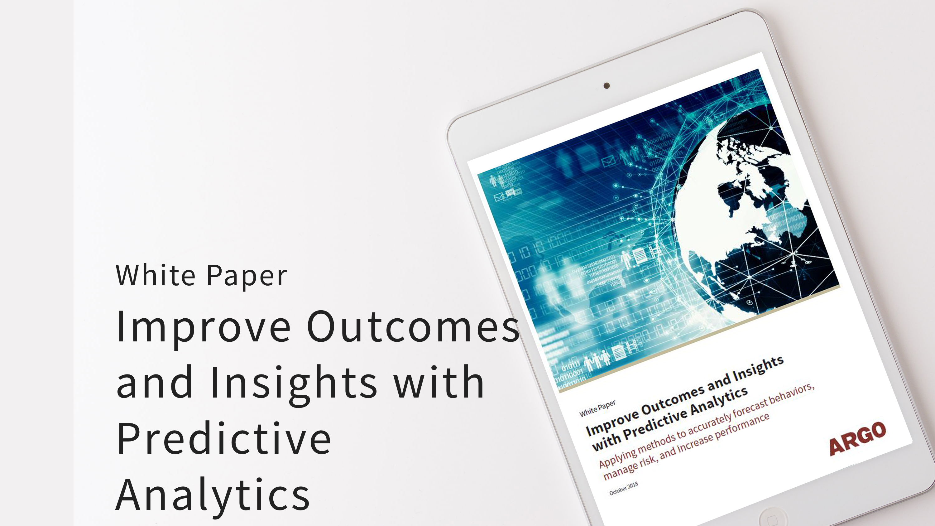 WP Improve Outcomes and Insights