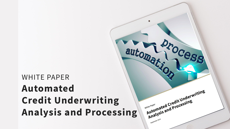 credit underwriting